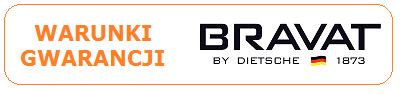 Warunki gwarancji BRAVAT